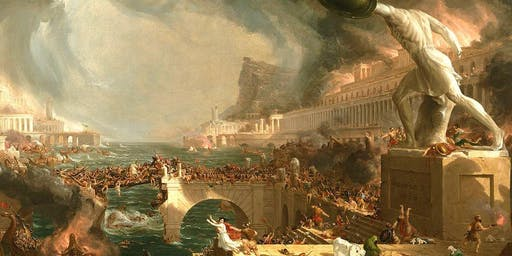Is Civilization on the Verge of Collapse?