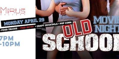 Movie Night In Mirus: Old School