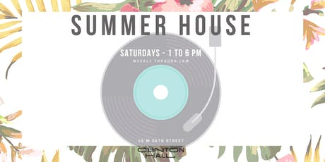 Clinton Hall Summer House tickets
