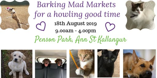 The Barking Mad Event for a howling good time