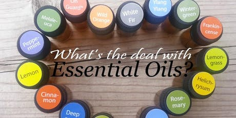 Introduction to DoTERRA Essential Oils for Your Family's Health & Wellness  tickets