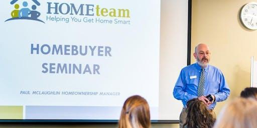 Plymouth Home Buyer Seminar