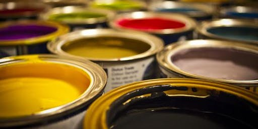Community RePaint - Newark Collection slot - 6.20pm - 6.35pm