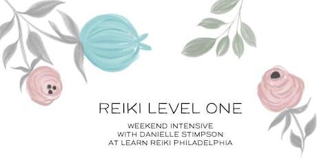 Reiki 1 Weekend Class tickets