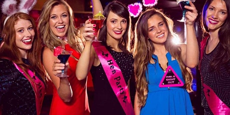 Magic Mike Intimate Girls Night Out with Florida Thunder  tickets