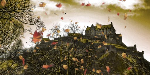 Auld Aether Reekie Autumnation with Driven Serious & Professor Elemental