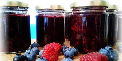 Preservin' for the Hungry: Berry Jam! - Parkland
