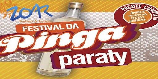 FESTIVAL DA PINGA DE PARATY 2019 - EXCURSÔES