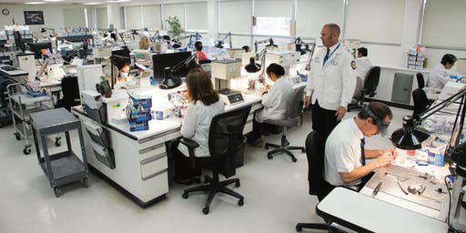 An Exclusive Lab Tour Experience