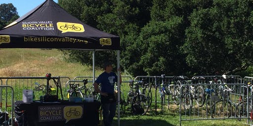 2019 Tour de Cure: Volunteer: Bike Parking; 22nd & 23rd June