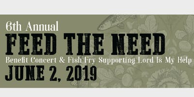 Feed The Need Music Festival and Fish Fry