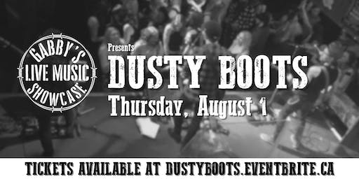 Dusty Boots - Gabby's Live Music Showcase