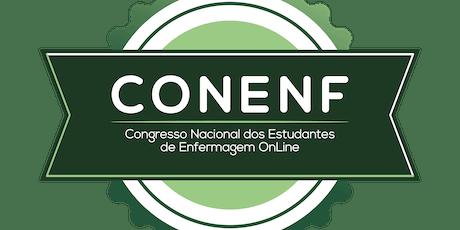 SEGUNDO  CONGRESSO NACIONAL DOS ESTUDANTES DE ENFERMAGEM - ONLINE tickets