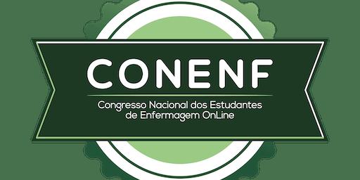 SEGUNDO  CONGRESSO NACIONAL DOS ESTUDANTES DE ENFERMAGEM - ONLINE