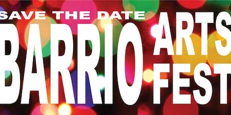 BARRIO ARTS FEST 2019  tickets