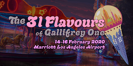 The 31 Flavours of Gallifrey One tickets