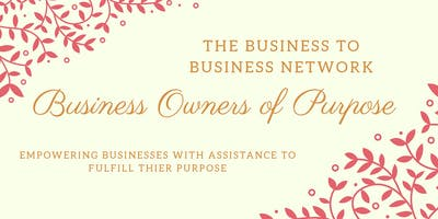 Business Owners of Purpose
