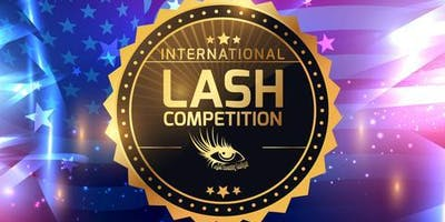 International Lash Competition USA in 2019 in California