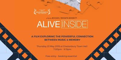 Alive Inside film screening