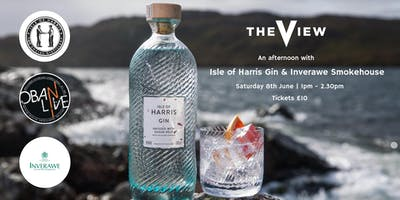 An afternoon with Isle of Harris Gin & Inverawe Smokehouse