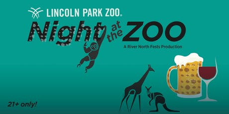 Night at the Zoo - A 21+ Party at Lincoln Park Zoo, Chicago tickets