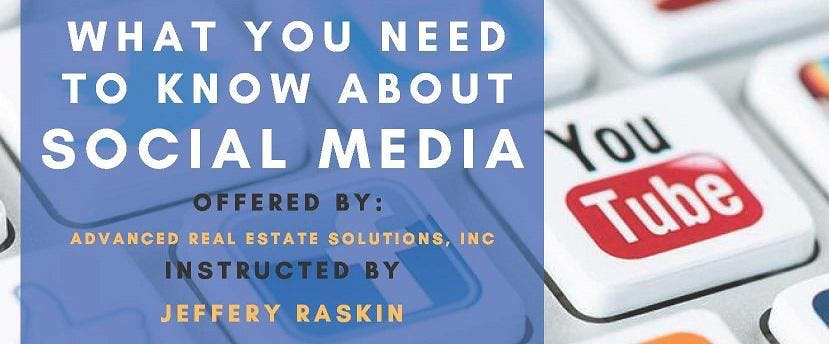 Social Media & YouTube - What you Need to Know
