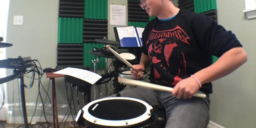Drum Bootcamp | June 17-21 Session