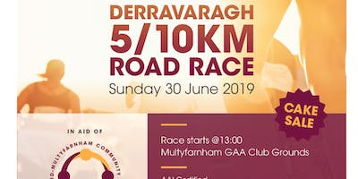Derravarragh 5&10km Road Race