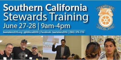 Southern California Steward Trainings - June 2019