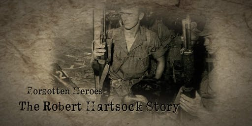 The Robert Hartsock Story - Premiere Event