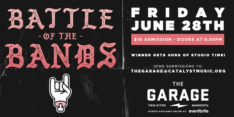 Battle of the Bands! tickets