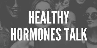 HEALTHY HORMONES TALK