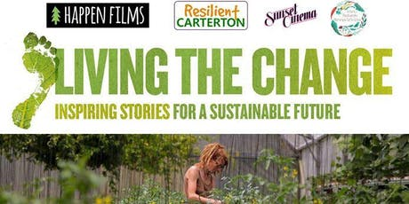 Living the Change - Solutions any one of us can be part of - Film Screening tickets