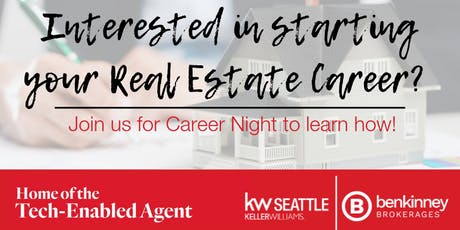 West Seattle Career Night with Keller Williams! tickets