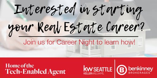 West Seattle Career Night with Keller Williams!