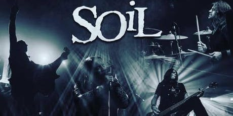 SOiL w/ The Outfit at Twisted Spoke Saloon | Pekin, IL tickets