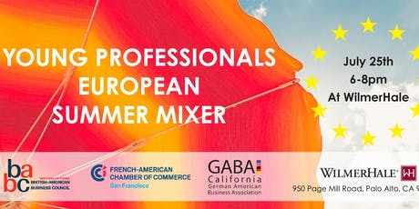 Young Professionals Summer Mixer tickets