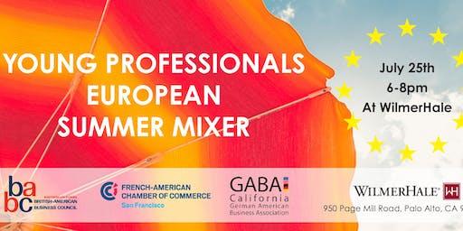 Young Professionals Summer Mixer