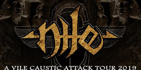 Nile @ Holy Diver tickets