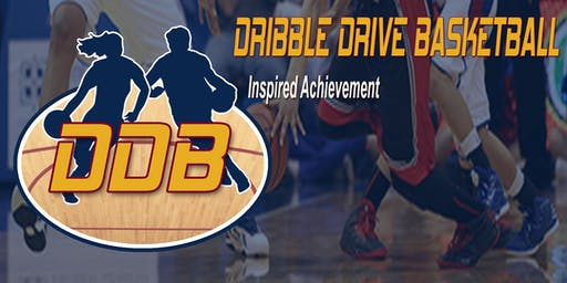 Dribble Drive Basketball Camp Summer 2019