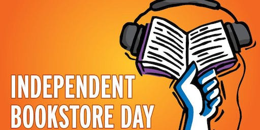 Image result for national independent bookstore day 2019