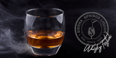 Airdrie Whisky Festival / VIP Kavalan Masterclass with Ian Chang