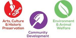 Community Impact Grant Information Session - Salinas