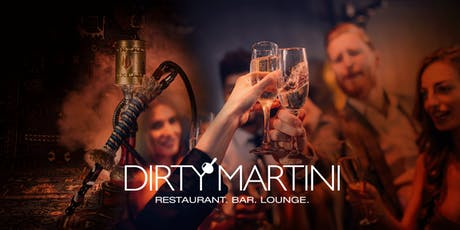 $5 Happy Hour @ Dirty Martini DC tickets