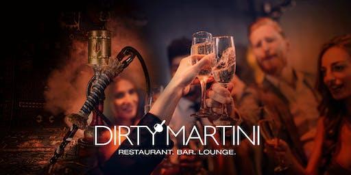$5 Happy Hour @ Dirty Martini DC
