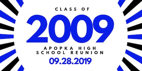 Apopka High School Class of 2009 Reunion tickets