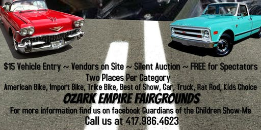 Bike, Car, & Truck Show