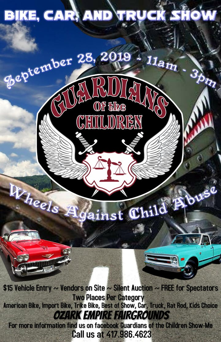 Truck Shows Near Me >> Bike Car Truck Show Tickets Sat Sep 28 2019 At 7 00