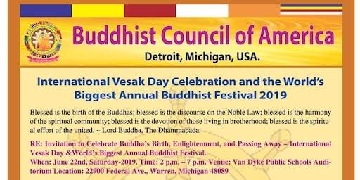 International Vesak Day-Buddhist Festival