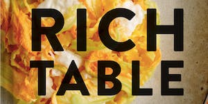 Rich Table Cookbook Dinner at Cerf Club